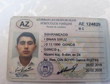 svarsik axtariram - Azərbaycan: Sürücü-ekspeditor. (C)