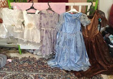 Вечерние платья для девочек новые