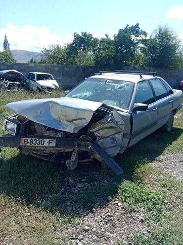 audi 100 2 6 quattro в Кыргызстан: Audi 100 1.8 л. 1987