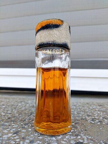 Original - Srbija: Faberge Tigress Faberge Tigress Brut Parfums Prestige za žene EDC 1/2