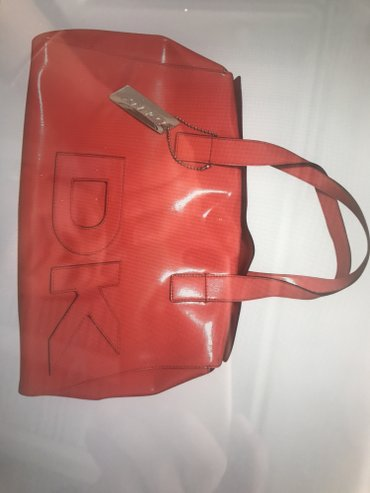 DKNY TOTE BAG, καινουρια, δερματινη με σε Χαλάνδρι
