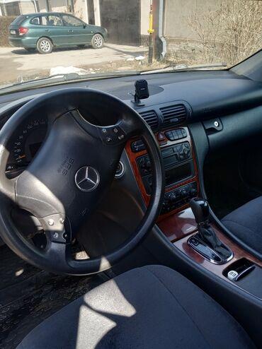 Mercedes-Benz C 180 2 л. 2000