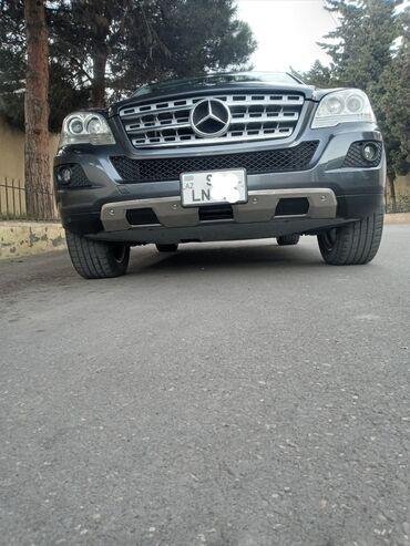 mersedes ml - Azərbaycan: Mercedes-Benz ML 350 3.5 l. 2010 | 140000 km