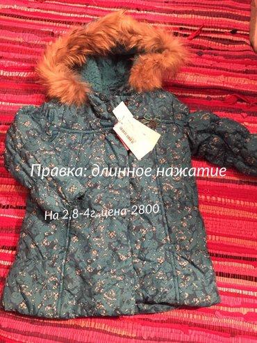 Шапка минимаус(ручная вязка), 2/3г.-450, балеро на 5/7л.-500, куртка(  в Бишкек - фото 4