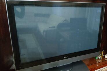 кабели синхронизации optima в Кыргызстан: Продается б/у плазменный телевизор Hitachi диагональю 42 дюйма. В