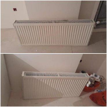 радиаторы отопления в Азербайджан: 2 ədəd radiator satılır.Biri 1,20m.O biri 1m.İkisi birlikdə 60₼ ünvan
