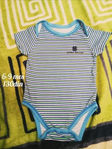 Garderoba za bebu decaka u vel 68  Imam svasta nesto jos - Sombor