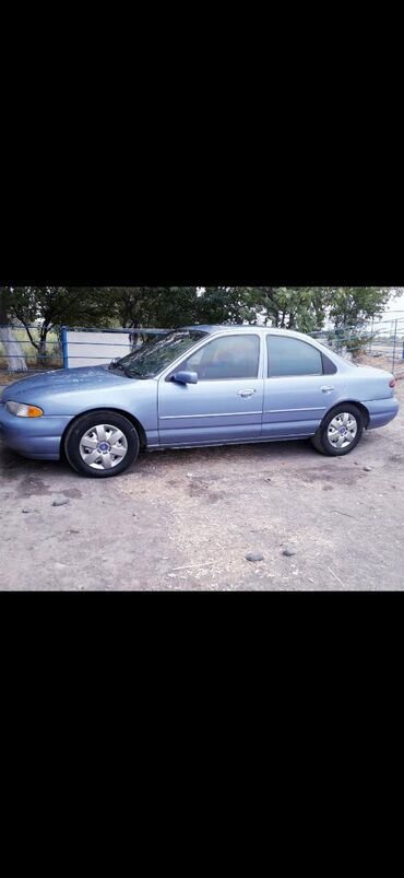 Ford - Sabirabad: Ford Contour 1.6 l. 1995 | 236921 km