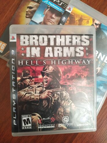 "Sony Playstation 3 Modelleri Üçün ""BROTHERS İN ARMS HELL'S HİGHWAY"""