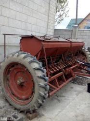 продаю зерновую сеялку в Бишкек