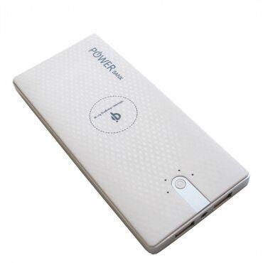 Power Bank T8000.Yenidir.8000mAh güc.T8000 həm kablolu həm kablosuz