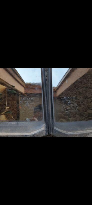 Продам форточки задних дверей на Lexus LX470, зеркальные, оригинал, в