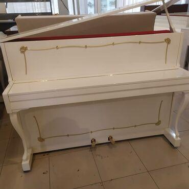 Musiqi alətləri - Azərbaycan: Pianino Alexander Herrmann