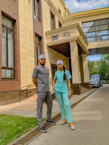 лазерный уровень бишкек in Кыргызстан | СПЕЦОДЕЖДА: Новый комплект МЯТА-бирюзовая, из высококачественной ткани.Бирюзовый