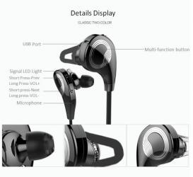 Taifun sako - Srbija: Slušalice Zealot H5 – Bežične – Blutut slušalice– Bežične slušalice za
