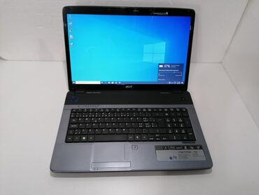 "17"" ACER Intel Core 2 Duo T4300 2x2.10GHz, 4GB, 320GB   ACER Aspire 77"