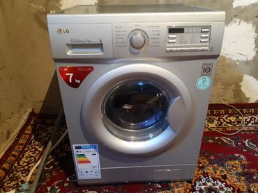 Elektronika Şirvanda: Washing Machine LG 7 kq