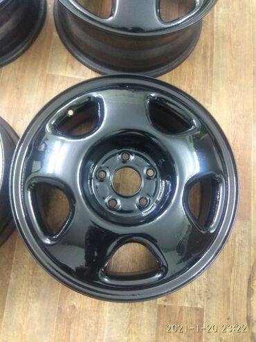 Продаю R17 диски 5/114.3 комплект 4 шт подходит на многие модели