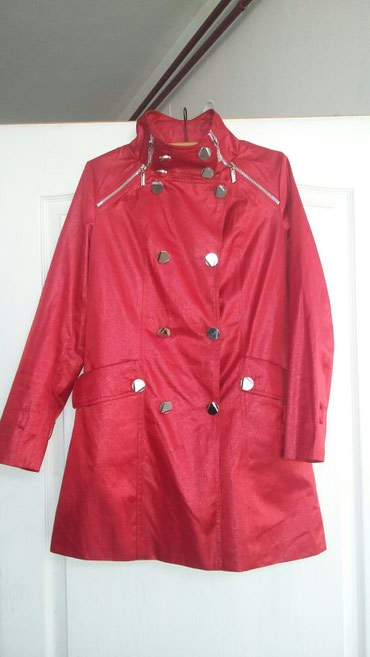 Prelep kao nov obucen dvaputa mantil idealan za prolece jesen. - Bogatic