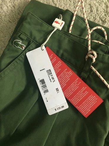 Lacoste live zenske pantalone velicina l - Beograd - slika 4