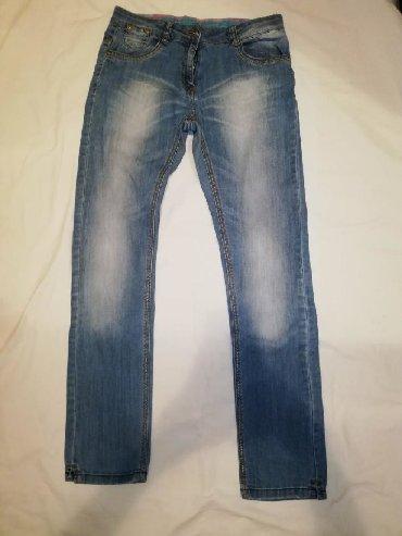 Suknjica jeans - Srbija: Farmerke M vel