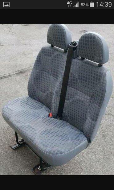 продаю сиденье заводской от форд транзита состояние хороший есть 12 шт в Баткен