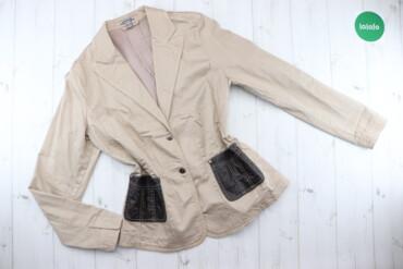 Жіночий піджак Bandolera, р. L   Довжина: 72 см