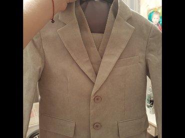 Велюровый костюм,тройка. на 6-7 лет. качество-супер в Бишкек