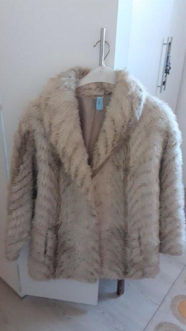 Moderna kratka bunda - Srbija: Uvoz iz Grčke kratka nova bunda za dame vel. 46