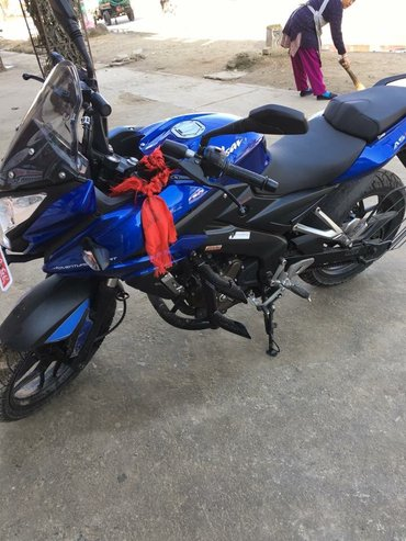 Ride only 6000km Model 2016 As 200   Mbl 9805862823  in Pokhara - photo 2