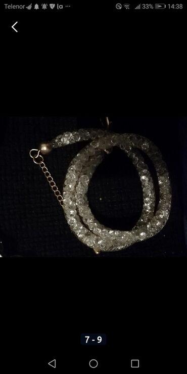 Swarovski nakit novo  Prelepo