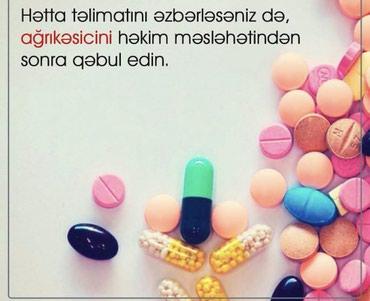 Bakı şəhərində ƏCZAÇILIQ KURSU