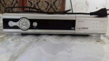 dvd плеер samsung в Азербайджан: Openbox krosnu aparatı Çanaq ilə birlikdə Təkdə satılır İşləyir