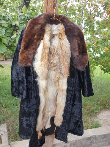Г.Каракол продаю шуба для лиса зима размер 48 - 50