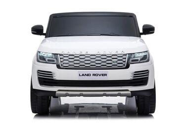 Детский электромобиль Range Rover WhiteГарантия 2 года на заводской