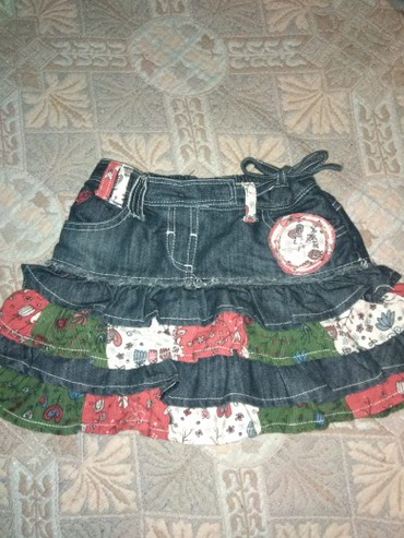 Юбка на девочку 3-4 года в Бишкек