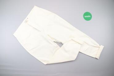 Жіночі укорочені штани H&M, р. М    Довжина: 86 см Довжина кроку