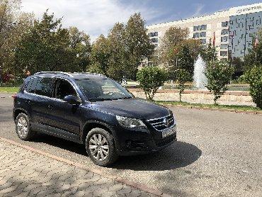 Volkswagen Tiguan 2 л. 2011 | 60000 км