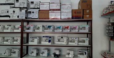 швейная машина веритас цена в Кыргызстан: Продаю Бытовые швейные машинки, электромеханические, компьютерные