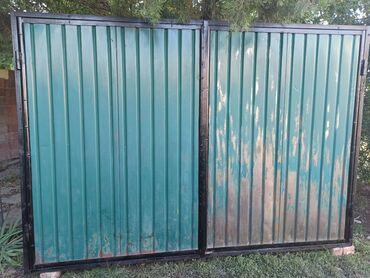 Ворота гаража для машины Ширина 3,10 м Высота 2,14 м