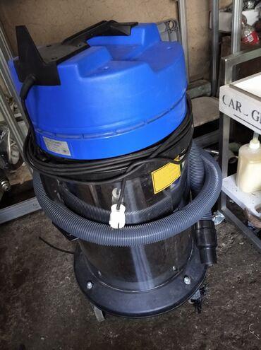 Электроника в Ак-Джол: Пылесос универсальный 3х турбины 35.40 литров производства Италия