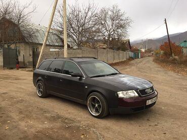 Audi A6 1.9 л. 2001   107000 км
