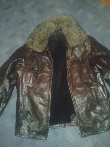 кожа натуралный ,чистый мех ,зимная и, весеная и, осения куртка в ново в Токмак