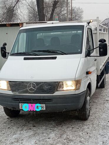 audi cabriolet 19 tdi в Кыргызстан: Mercedes-Benz Sprinter Classic 2.9 л. 1997