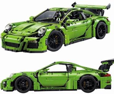 audi rs 7 4 tfsi - Azərbaycan: Porsche 911 GT3 RS - 169 AZN.  Decool - Porsche 911 GT3 RS lego. 2728
