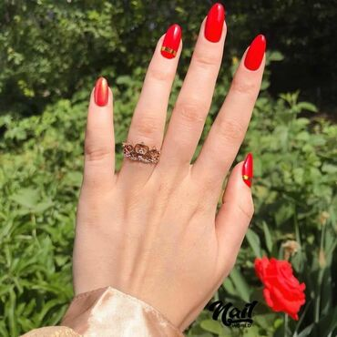 Идеальные ногти на месяц!Качественный маникюр на премиум-материалах