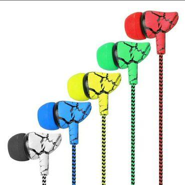 Slusalice u boji - Super Bass (Extremno jak bas!)Slusalice koje imaju