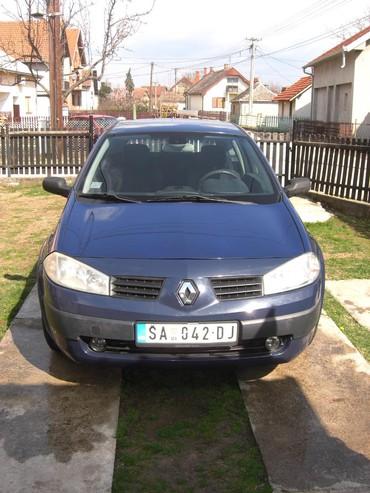 Renault   Sabac: Renault Megane 1.4 l. 2003   197000 km