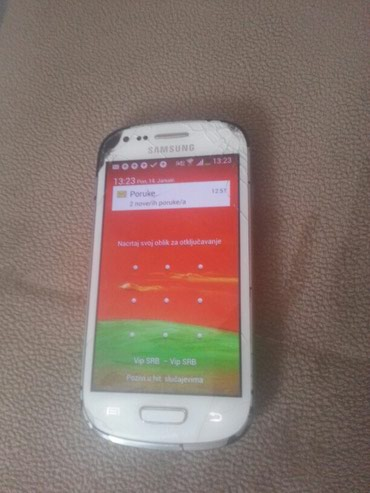 Samsung galaxy s3 mini - Nis