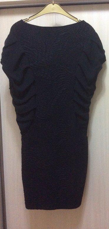 Bakı şəhərində Черное вечернее платье. Размер 36. Одевала всего пару раз. В